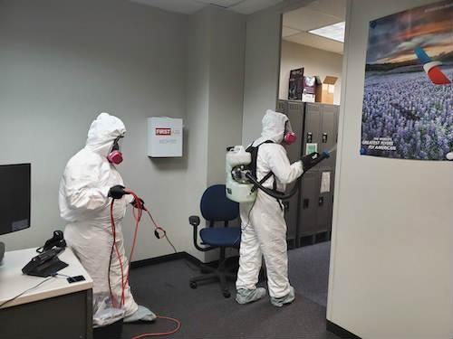 San Antonio Biohazard Cleanup