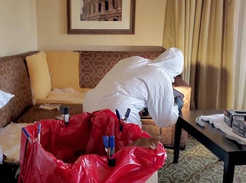 Austin Dead Body Clean Up